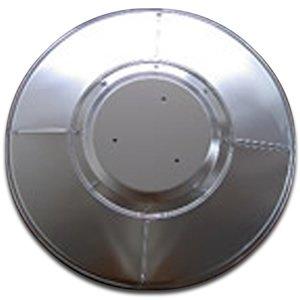 Tall Patio Heater Reflector Shield Amazon Co Uk Garden