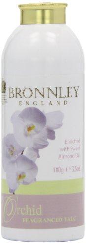 Bronnley Orchid Fragranced Talc 100g