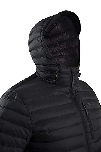 Viaggio Abbigliamento Inverno Cappotto Black Per All'aperto Outerwear Piumino Indossare Imbottita Degli Il Isolamento Enrico Uomini Magazzino Montagna Impermeabile Per Caldo Ii Del Accogliente Freddo n4qFO8x1w6