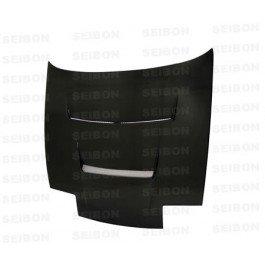 Seibon Carbon Fiber DV-Style Hood Nissan 240SX S13 89-94