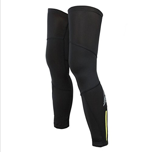 Outto Unisex Leg Compression Sleeves(Black,L Size)