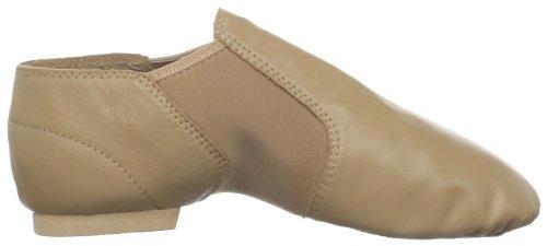 Dance Class 11 Gore Shoe US Jazz M Caramel GB601 Spandex Women's rrfwxdCZq6