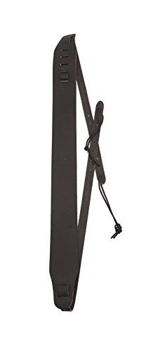 Perris Leathers LCBS-7077 Black Leather Cradle Banjo, 2.5'' by Perris Leathers