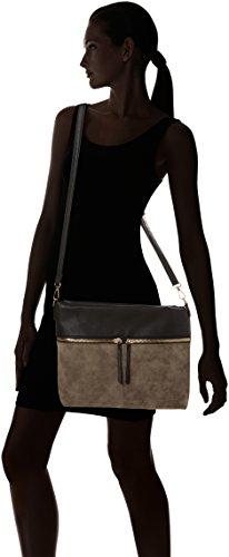 Bag Look Grey Grey Womens New Helena Body Cross XRxxYZw