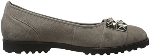 Gabor Shoes Jollys, Bailarinas para Mujer Gris (kiesel 12)