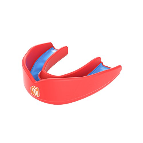 Shock Doctor Ultra Mouth Guard (Shock Doctor Youth 8500 Ultra Superfit Mouthguard,)