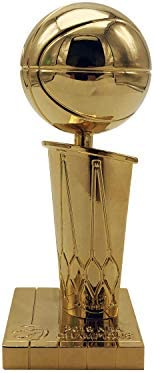 "NBA Toronto Raptors 2019 Basketball Champions 4"" Trophy Re"