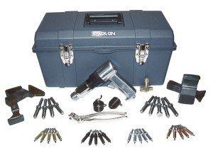 Aircraft Tool Supply Aircraft Mechanic'S Riveting Kit (2602A) by Aircraft Tool Supply