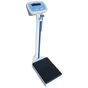 Adam Equipment MDW-250L Digital Health Scale, 550lb/250kg Capacity 230V