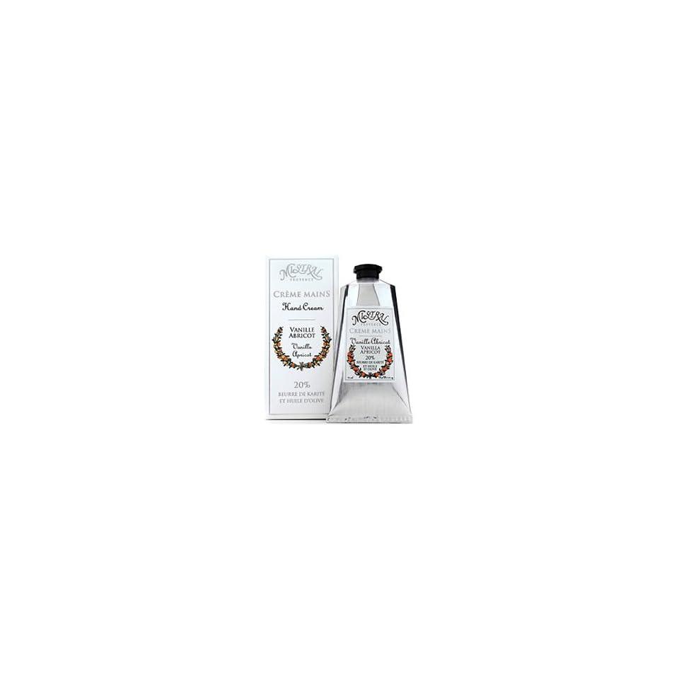 Mistral Shea Butter Hand Cream   Vanilla Apricot 3.38 Oz
