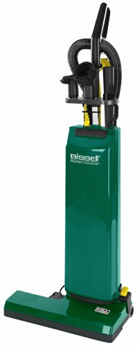 BISSELL BigGreen Commercial BGUPRO14T Hercules Settle Upright Vacuum Bags, Volume Capacity 2.1, Green