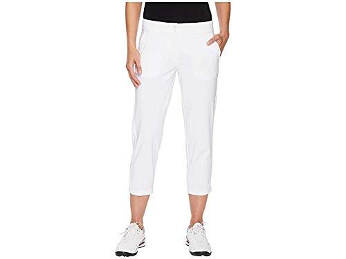 Skechers Women's High Side Crop, Bright White, 4 by Skechers