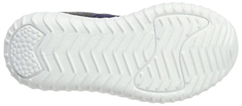 KangaROOS Kaboo 6000 V, Zapatillas Unisex Niños Blau (Navy/Lime)