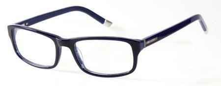 HARLEY DAVIDSON HD 458 Eyeglasses Navy Demo Lens 57-20-150