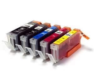 Cartuchos de limpieza compatibles con demasiado Canon PGI-550/CLI ...