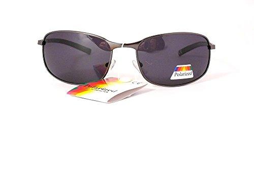 gun homme 201304 verres polarisantes de polarisés cityvision soleil monture gris verres femme polarisées lunettes métal zXRPqR