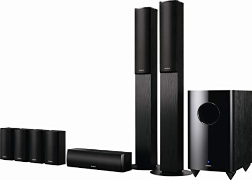 Onkyo SKS-HT870 Home Theater Speaker System (Renewed)