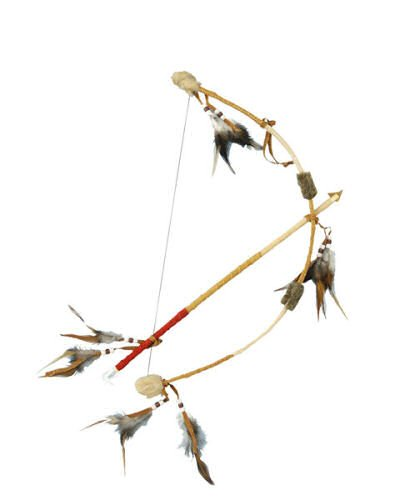 [STD Size - Native American Toy Bow and Arrow Set (Standard)] (Costumes Bow And Arrow)