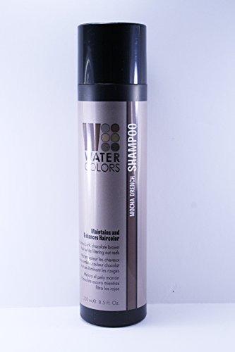 TRESSA Watercolors Shampoo 8.5oz - Mocha Drench