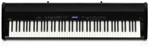 KAWAI ES-8-B schwarz Stagepiano, Digitalpiano mit RH-3-Mechanik