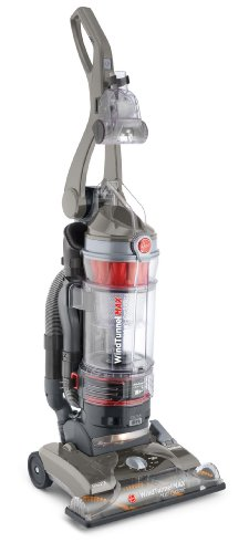 Hoover Vacuum Cleaner WindTunnel MAX Pet Plus Multi Cyclonic Corded Bagless Upright UH70605