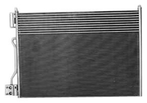 TYC 3557 Ford/Mercury Parallel Flow Replacement Condenser