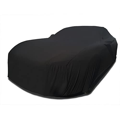 CarsCover Custom Fit 2005-2014 Ford Mustang Car Cover Blackshield Cashmere-look Covers supplier
