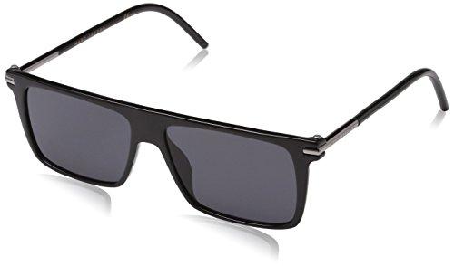 para Marc Sol Marc Jacobs Blue Black IR Shiny de D28 Negro S Grey 46 Hombre 55 Gafas rzrRT1qw8