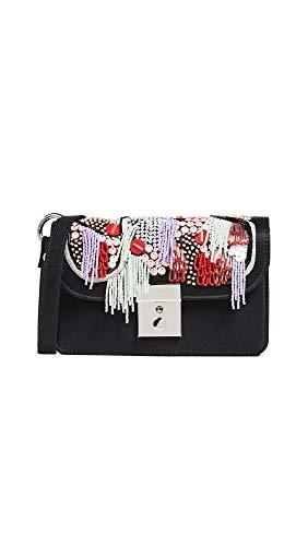 Behno Women's Amanda Rock Garden Belt Bag, Multi, One Size