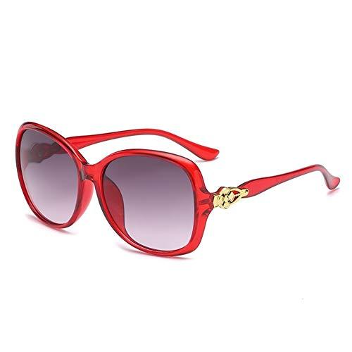 de soleil américaines Lunettes de NIFG lunettes soleil et de mode européennes Brown Zw5fxqn