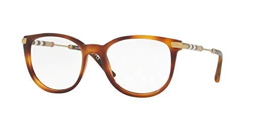 Burberry Women's BE2255Q Eyeglasses Light Havana ()
