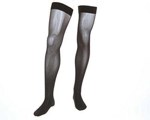 mediven Assure, 20-30 mmHg, Thigh High Compression Stockings, Closed Toe Compression Stockings
