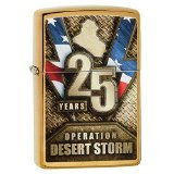Zippo 25th OP Desert Storm