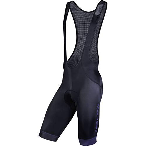 Nalini Cycling Clothing - Nalini AIS Gregario 2.0 Bib Short - Men's Black, L
