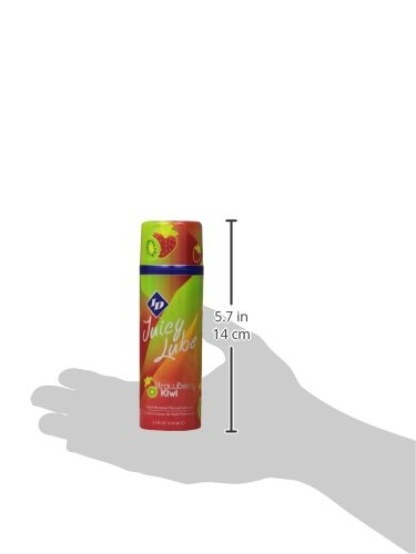 I-D Juicy Lube, Strawberry Kiwi, 3.5-Ounce Pump