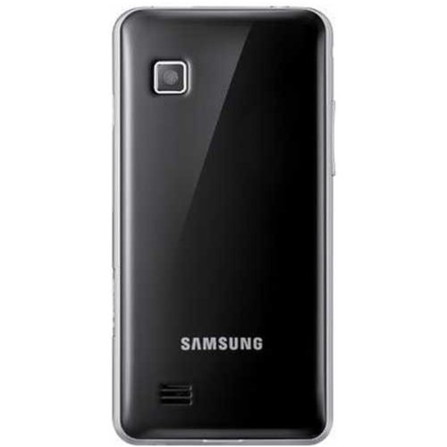 Samsung - S5260 Star II Black WiFi Unlocked GSM QuadBand Cell Phone