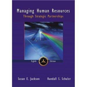 Managing HR Through Strategic Partnerships