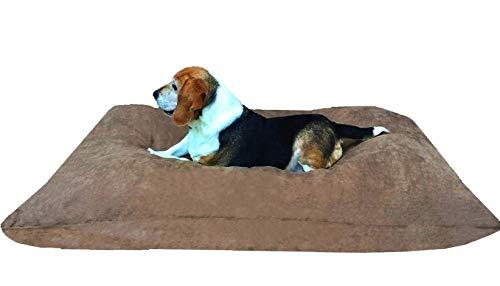 Do It Yourself DIY Pet Bed Pillow Duvet Cover + Waterproof Internal case...