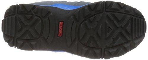 adidas Kinder Wanderstiefel ADISNOW dark grey/shock blue s16/onix 36 2/3