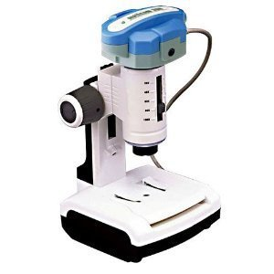 Motic DS-300 (For Kids) Digital Microscope with variety samples and great software for kids (Windows 7,8 &10 compatible) by Motic