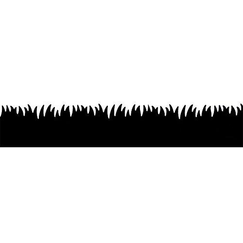 Basteln f/ür Ostern mit Gras-Bord/üren Bord/üren-Stanzer Osterkarten Rasen Stanzung 1,2cm x 4,2cm Motiv-Locher f/ür Papier