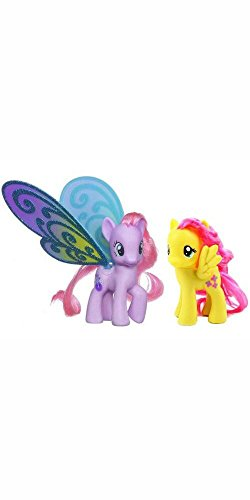 My Little Pony Glimmer Wings Sweet Song & Fluttershy - Crystal Empire