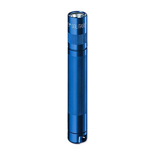 - MagLite Solitaire AAA Flashlight Presentation Box, Blue