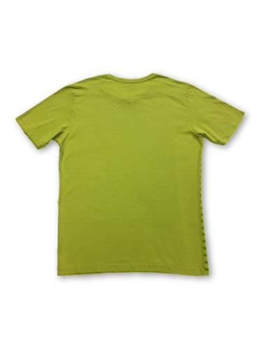 Agave Denim Cotton shirt 'san M In Diego' Size T Yellow O6aRwqO