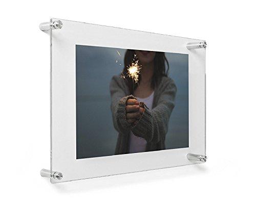 Wexel Art 12x15 Inch Acrylic Floating product image