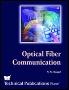 Optical Fiber Communication By V S Bagad Pdf