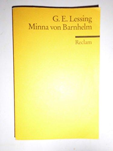 Minna von Barnhelm (Universal-Bibliothek Nr. 10)