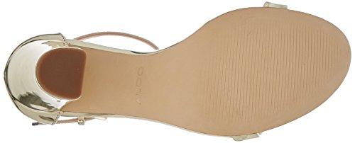 Toe Sandals Myly Women's Aldo Gold 82 2 Gold Open f7pqnwWnTt