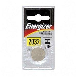 (ENERGIZER ECR2032BP / 1 Pk, 3V, Watch/Electronic Battery)