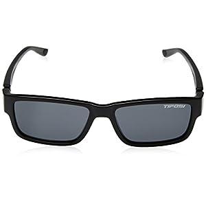 Tifosi Hagen 2.0 Sunglasses, Gloss Black, 52 mm